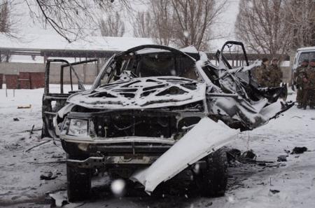 Луганскийн командлагч Олег Анашенко амь үрэгдлээ