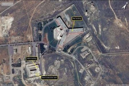 Дамаскийн хориход хэдэн мянган хүнийг цаазалжээ