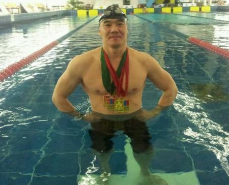 Ш.Даваадорж: Би 2022 оны олимпод өвлийн усанд сэлэлтийн төрлөөр оролцоно