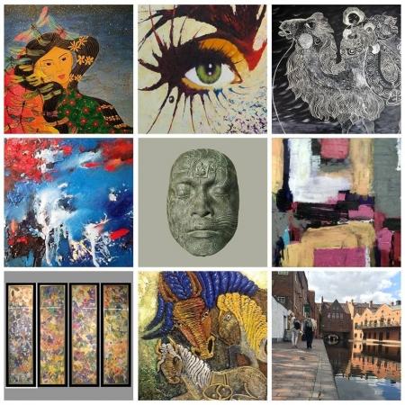 Оксфордын олон улсын урлагийн үзэсгэлэнд Монгол уран бүтээлчид оролцоно