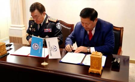 Монголбанк Цагдаагийн байгууллагатай хамтран хууль бус гүйлгээг зогсооно