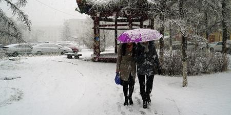 Нойтон цас орж, шороон болон цасан шуурга шуурна