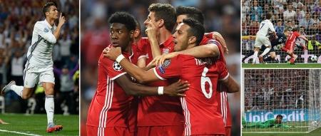 """К.Роналдо хет-трик хийж, """"Байерн Мюнхен""""-ий аяллыг дуусгалаа"""