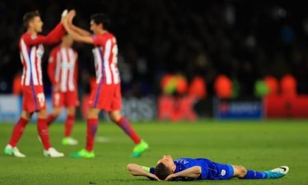"""""""Лейстер сити""""-гийн  мөрөөдөл төгсөж, """"Атлетико Мадрид"""" хагас шигшээд шалгарлаа"""