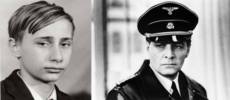 Путин залуудаа Штирлиц шиг болохыг мөрөөддөг байсан уу