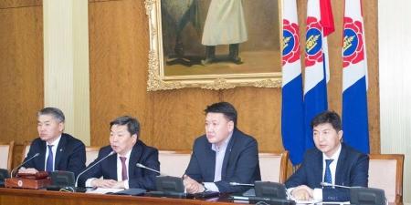 Монголбанкны үйл ажиллагаанд хийсэн шалгалтын дүнг хэлэлцэж байна