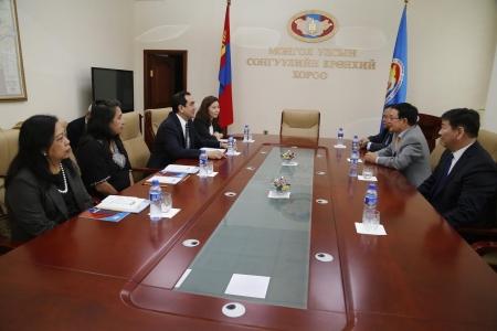 Гишүүн орнуудад монголын сонгуулийн туршлагыг сурталчилна гэв