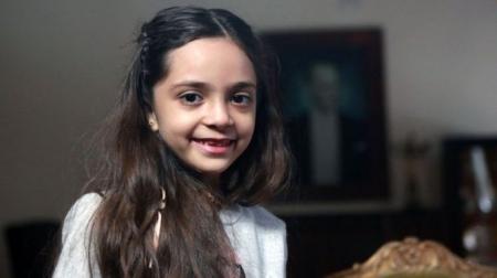 """Найман настай охин """"Нөлөө бүхий 25 эрхэм""""-ийн жагсаалтад багтжээ"""