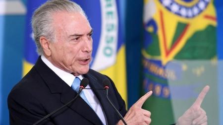 Бразилийн улс төрийн хямралд хэнд ашигтай вэ?