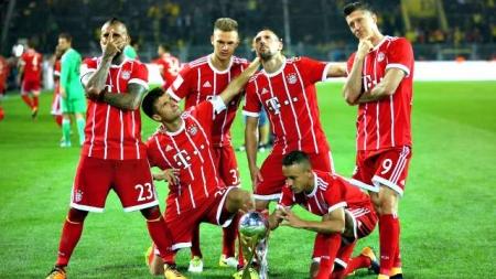 """""""Байерн Мюнхен"""" Германы супер цомын тэмцээнд  түрүүллээ"""