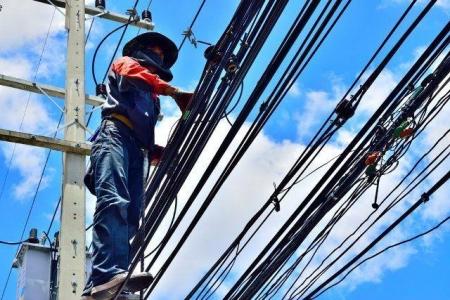 Сонгинохайрхан, Баянзүрх, Налайх дүүрэгт цахилгаан хязгаарлана