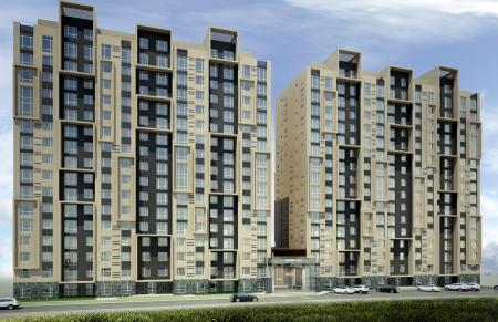 """Өндөр зэрэглэл, Европ стандарт бүхий """"GRANDE VILLA"""" apartment"""