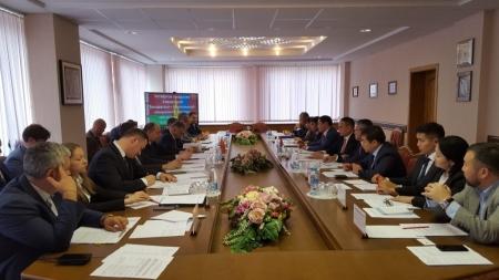 Монгол Улс, Беларусь улсын худалдаа, эдийн засаг, шинжлэх ухаан техникийн хамтын ажиллагааны комиссын IV хуралдаан боллоо