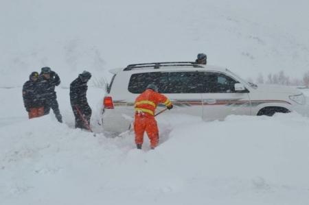 УЦУОШГ: Зарим нутгаар 10мм-ээс дээш цас орлоо
