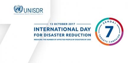"""""""Гамшгийн эрсдэлийг бууруулах олон улсын өдөр""""-ийг тэмдэглэнэ"""