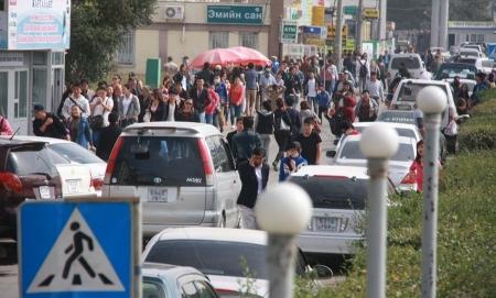 Улаанбаатар хотын таван хүн тутмын хоёр нь хөдөөнөөс шилжин ирэгч байна