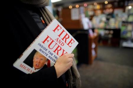 Трампын тухай номоос авсан 10 эшлэл