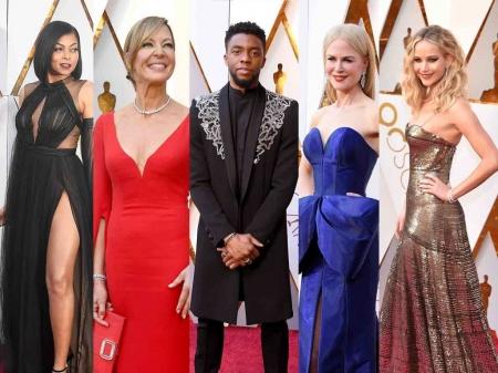 """ФОТО: """"Оскар""""-ын улаан хивсний ёслол"""