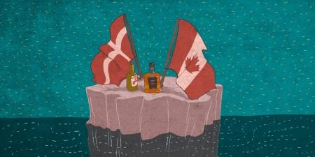 """Дани, Канадын хооронд 30 гаруй жил үргэлжилсэн """"боловсон дайн"""""""