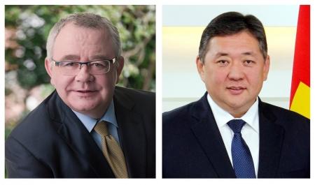 Ирландийн Парламентын Доод танхимын дарга Монголд айлчилна