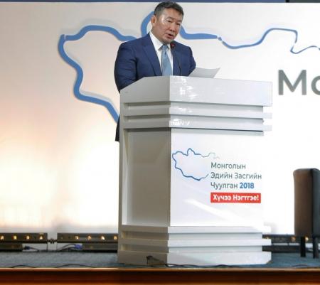 Х.Баттулга: Монгол Улсыг үеийн үед тэжээж ирсэн мал аж ахуйгаа хөгжүүлье