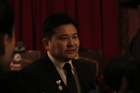 """Н.Наранбаатар: Наадмын нээлтийг """"Монгол орон мөнхөд бат оршиг"""" агуулгаар хийнэ"""