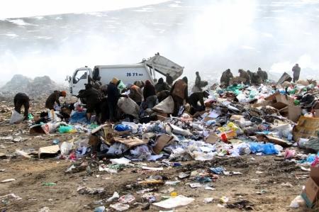 Хатуу хог хаягдал дахин боловсруулах байгууламжийг Морингийн даваанд барина