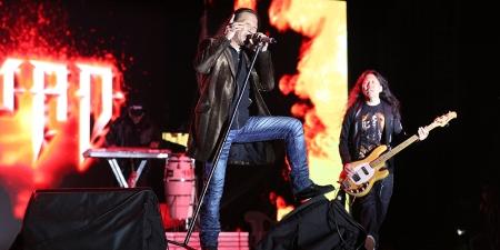 """ФОТО: Рок, попынхон цугласан """"Улаанбаатарын үдэш"""""""
