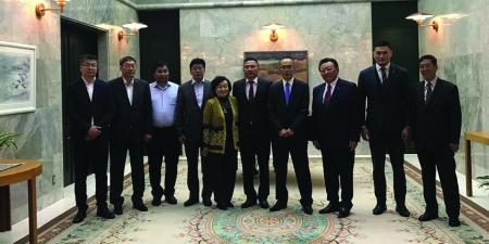 Монгол Японы найрамдлын нийгэмлэг Японы ард түмэнд тусална