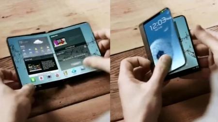 Уян дэлгэцтэй гар утас худалдаанд гарна
