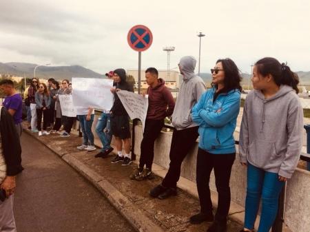 Баабар:Түрэг сургуулийн захирлыг баривчлуулахад манайхны оролцоо байна