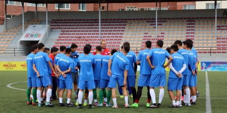 Хөлбөмбөгийн үндэсний шигшээ багийн бэлтгэл эхэллээ