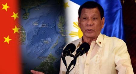 Филиппин, Хятадын маргаан хурцдав уу