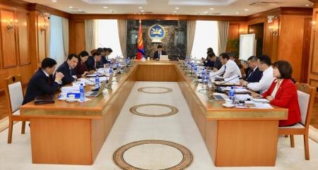 ЗГ: Улаанбаатар-Дархан чиглэлийн замыг шинээр барина
