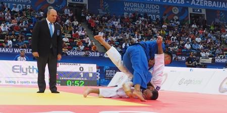 ДАШТ 2018: Л.Отгонбаатар шөвгийн дөрөвт шалгарлаа