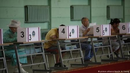 Сүхбаатар аймгийн ИТХ-ын нөхөн сонгуульд Засаг дарга нь ялжээ