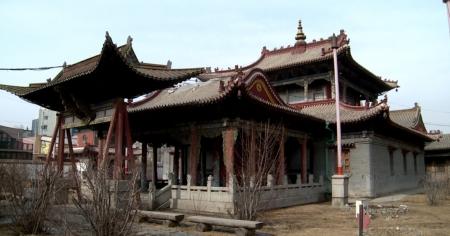 Чойжин ламын сүм музейн СҮҮЛЧИЙН ГУЙЛТ