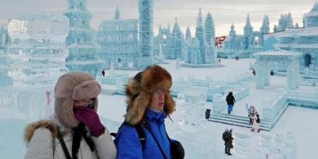 ФОТО: Харбины мөсөн хот