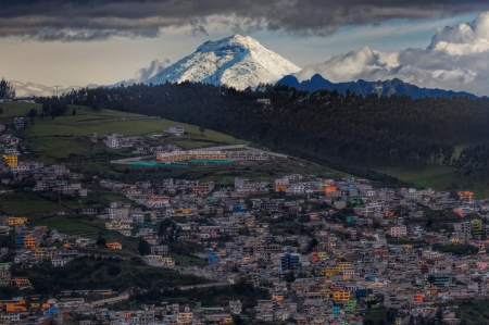 Эквадор улс руу визгүй зорчино