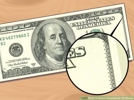 Хуурамч 100 ам.доллар илэрчээ