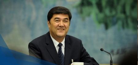 Уйгурын өндөр албан тушаалтны авлигын хэрэг