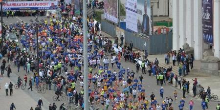 """""""Улаанбаатар марафон-2019"""" олон улсын гүйлтийн тэмцээн энэ сарын 18-нд  болно"""