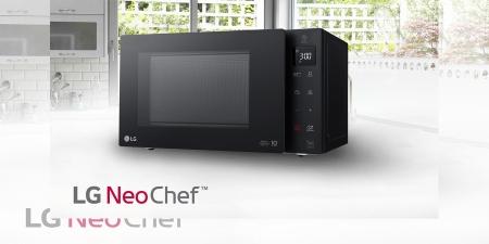 LG NeoChef богино долгионы зуухтай амьдралын шинэ хэв маяг