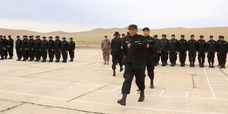 Цэргийн дүйцүүлэх албаны бэлтгэл сургалт амжилттай явагдлаа