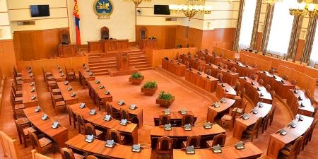 УИХ: Монгол Улсын Үндсэн хуульд оруулах нэмэлт, өөрчлөлтийн төслийн эхний хэлэлцүүлгийг хийнэ