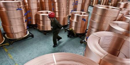 Хятадын зэсийн импорт буурч 361 мянган тоннд хүрчээ