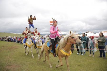 Соёлын наадмаар соёлын биет бус өвийг олон нийтэд түгээн дэлгэрүүлж, сурталчилан таниулна