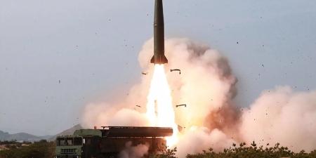 Хойд Солонгос богино зайн пуужин харвалаа