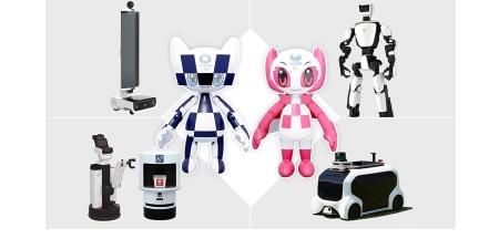 ''Токио 2020'' олимпийн роботуудтай танилцаарай