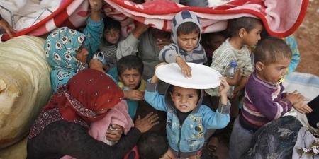 Дүрвэгчдэд үзүүлдэг хүмүүнлэгийн тусламжийг хойшлуулах уу
